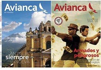 Publicaciones a bordo Avianca, las mejores revistas inflight del mundo   Aviacol.net El Portal de la Aviación Colombiana