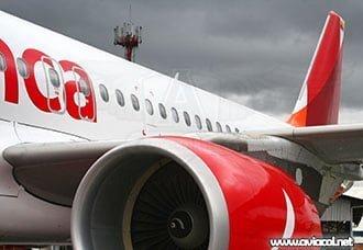 Avianca incrementa frecuencias en rutas directas a Lima desde Colombia | Aviacol.net El Portal de la Aviación Colombiana