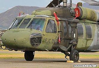 Helicóptero Black Hawk del Ejército se accidenta en Tolima | Aviacol.net El Portal de la Aviación Colombiana