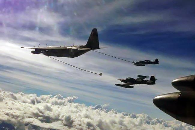 FAC participa en ejercicio militar CRUZEX en Brasil | Aviacol.net El Portal de la Aviación Colombiana