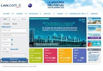 Cyber Monday vuelve con LAN colombia | Aviacol.net El Portal de la Aviación Colombiana