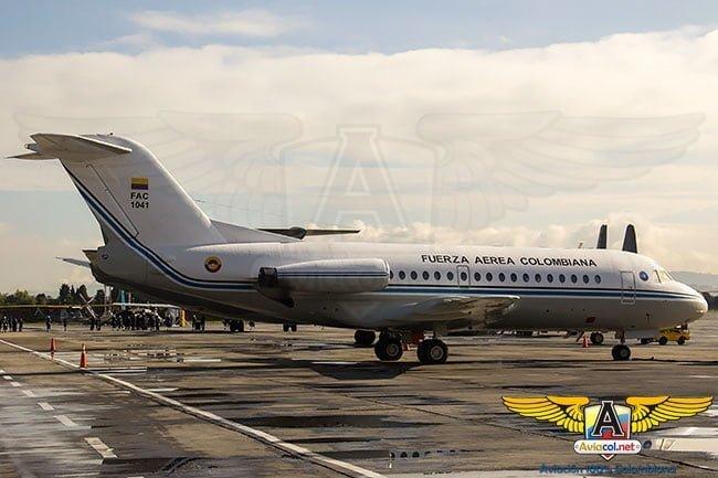 Aniversario 94 de la FAC   Aviacol.net El Portal de la Aviación Colombiana