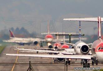 Comunicado de Avianca sobre restricciones en operación en El Dorado | Aviacol.net El Portal de la Aviación Colombiana