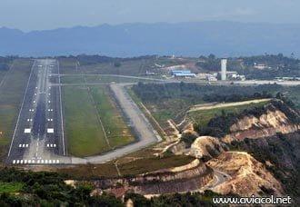 Aeronáutica Civil adjudica obras para el Aeropuerto Palonegro de Bucaramanga   Aviacol.net El Portal de la Aviación Colombiana