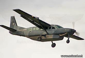 Aviación Naval colombiana recibirá tercer Cessna Caravan | Aviacol.net El Portal de la Aviación Colombiana