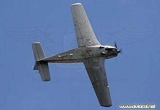 La Fuerza Aérea Colombiana despidió del servicio activo al equipo T-34 Mentor | Aviacol.net El Portal de la Aviación Colombiana