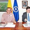Sellado acuerdo que da viabilidad a Plan de Modernización del Aeropuerto Alfonso Bonilla Aragón | Aviacol.net El Portal de la Aviación Colombiana