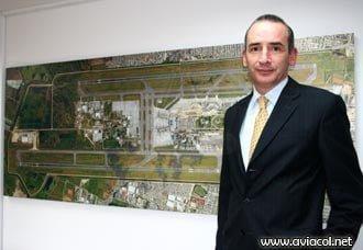Renunció el gerente de OPAIN, Juan Pulido | Aviacol.net El Portal de la Aviación Colombiana