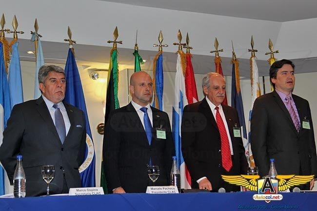 LXXXV Reunión del Comité Ejecutivo de la CLAC en Bogotá | Aviacol.net el Portal de la Aviación Colombiana