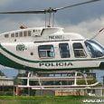 Helicóptero de la Policía es destruido por artefacto explosivo | Aviacol.net El Portal de la Aviación Colombiana