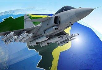 Brasil elige el Saab Gripen NG como nuevo caza   Aviacol.net El Portal de la Aviación Colombiana