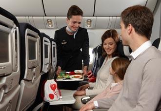 En navidad, Air France también consiente a los niños | Aviacol.net El Portal de la Aviación Colombiana