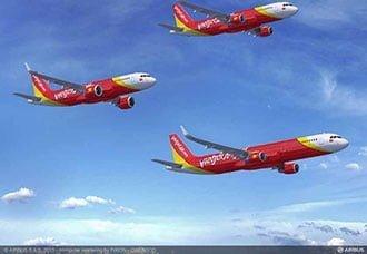 VietJetAir adquirirá hasta 100 aviones de la familia A320 | Aviacol.net El Portal de la Aviación Colombiana