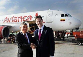 Avianca planea retomar a partir de julio operación Bogotá – Londres | Aviacol.net El Portal de la Aviación Colombiana