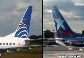 LAN Colombia retomaría operación doméstica de Copa Airlines Colombia   Aviacol.net El Portal de la Aviación Colombiana