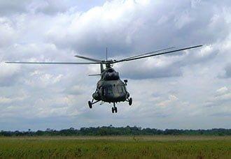 Aviación del Ejército contribuyó con rescate de secuestrado | Aviacol.net El Portal de la Aviación Colombiana