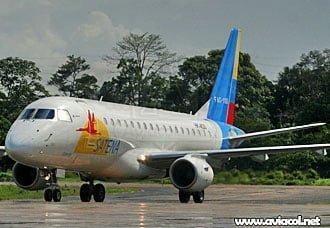Novedades de flota para Satena | Aviacol.net El Portal de la Aviación Colombiana