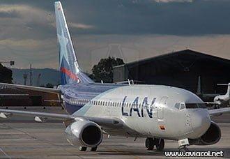 LAN Colombia incrementa frecuencias | Aviacol.net El Portal de la Aviación Colombiana