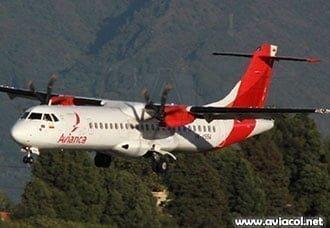 Avianca comenzará ruta Bogotá-Villavicencio en julio | Aviacol.net El Portal de la Aviación Colombiana