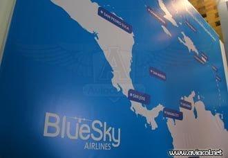 BlueSky Airlines, nueva compañía chárter para el Caribe | Aviacol.net El Portal de la Aviación Colombiana