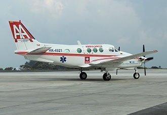 Avión C-90 se accidenta cerca a Villavicencio | Aviacol.net El Portal de la Aviación Colombiana