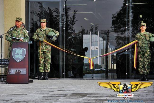 Ejército inauguró nuevo edificio de la Escuela de Aviación del Ejército   Aviacol.net El Portal de la Aviación Colombiana