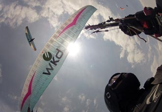 Comienza la Copa de Occidente de parapente en Sopetrán Antioquia   Aviacol.net El Portal de la Aviación Colombiana