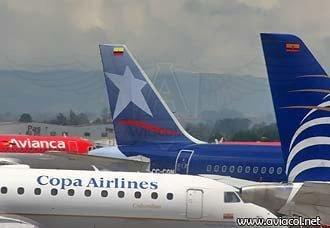 Aerocivil reportó tranquilidad en cierre de Semana Santa | Aviacol.net El Portal de la Aviación Colombiana