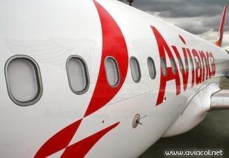 Avianca incrementa frecuencias entre Bogotá y Lima