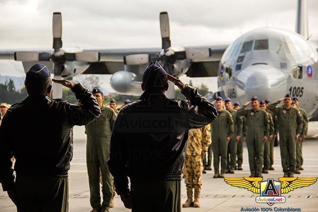 FAC viaja a Angel Thunder 2014 | Aviacol.net El Portal de la Aviación Colombiana