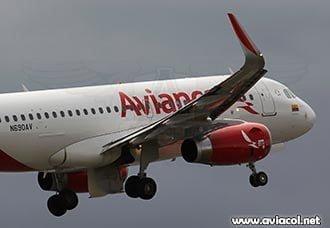 Avianca reporta resultados positivos de operación en Semana Santa | Aviacol.net El Portal de la Aviación Colombiana