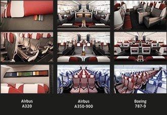 Con el objetivo de entregar una experiencia renovada a sus pasajeros, LAN y TAM, miembros de Grupo LATAM, presentaron los diseños de sus nuevas cabinas. Dos aviones ya cuentan con esta nueva imagen: uno es el modelo Airbus A320 de LAN, que se encuentra volando dentro de Chile y un Airbus A321, de TAM que vuela en el interior de Brasil.
