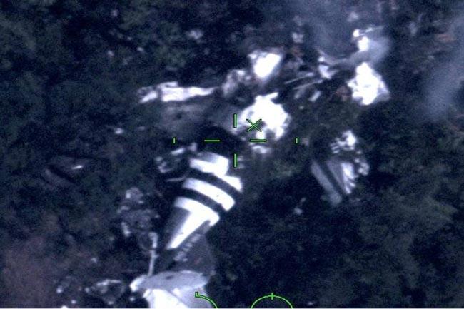 Avión DC-3 se accidentó en la Sierra de La Macarena | Aviacol.net El Portal de la Aviación Colombiana