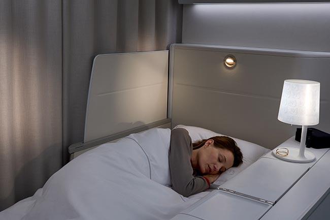 Nueva cabina de La Première de Air France | Aviacol.net El Portal de la Aviación Colombiana