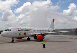 VivaAerobus comienza a operar A320 en México | Aviacol.net El Portal de la Aviación Colombiana