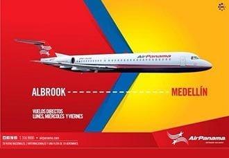 Air Panamá iniciará vuelos a Medellín el 4 de julio | Aviacol.net El Portal de la Aviación Colombiana