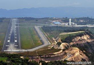 Operaciones aéreas en Bucaramanga sufrirán cancelaciones por obras en pista | Aviacol.net El Portal de la Aviación Colombiana