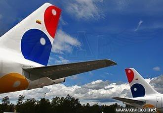 VivaColombia volará entre Bogotá y Quito en octubre   Aviacol.net El Portal de la Aviación en Colombia