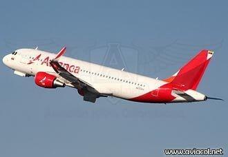 Avianca inaugura nueva ruta Lima e Iquitos | Aviacol.net El Portal de la Aviación Colombiana