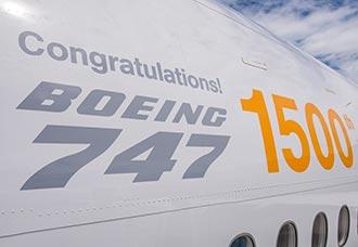 1.500 Boeing 747 entregados | Aviacol.net El Portal de la Aviación Colombiana