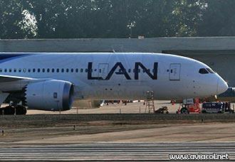LAN anuncia vuelos a 5 destinos con Boeing 787 | Aviacol.net El Portal de la Aviación en Colombia