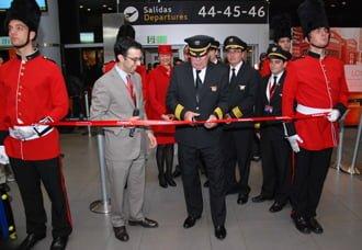 Primer vuelo de Avianca a Londres | Aviacol.net El Portal de la Aviación Colombiana