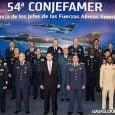 54 Conferencia de Jefes de las Fuerzas Aéreas Americanas en Medellín | Aviacol.net El Portal de la Aviación Colombiana