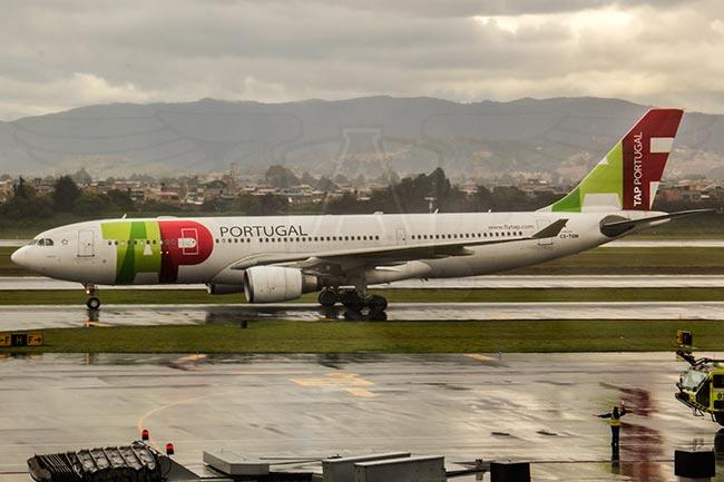 TAP Portugal comenzó operaciones en Colombia | Aviacol.net El Portal de la Aviación Colombiana