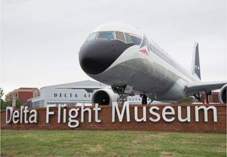 Delta Air Lines abre Museo de Vuelo de Delta | Aviacol.net El Portal de la Aviación Colombiana