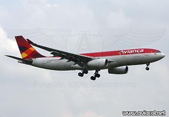 Vuelo de Avianca Londres-Bogotá, aterriza en Caracas por falla en la aeronave | Aviacol.net El Portal de la Aviación Colombiana
