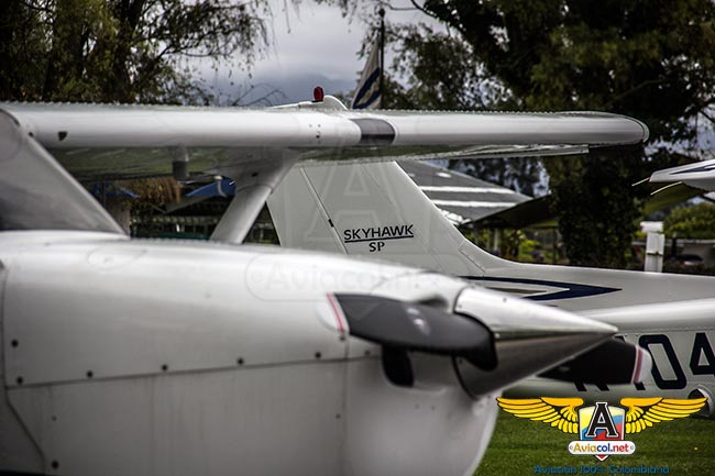 Dos Cessna 172 Garmin 1000 para el Aeroclub de Colombia | Aviacol.net El Portal de la Aviación en Colombia