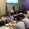Concluye tercer Seminario Internacional de Interdicción Aérea en San Andrés