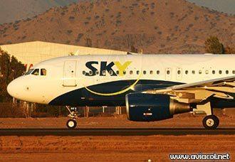 Sky Airline, nuevo Miembro Titular de ALTA | Aviacol.net El Portal de la Aviación en Colombia