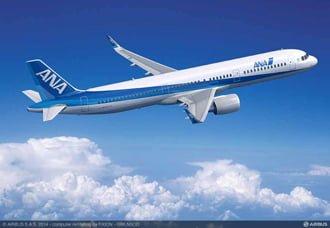 ANA confirma su pedido de la familia A320neo | Aviacol.net El Portal de la Aviación en Colombia